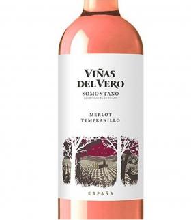 Viñas Del Vero Merlot-Tempranillo Rosado 2019