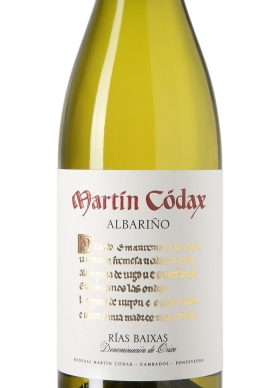 Martin Codax Blanco 2018