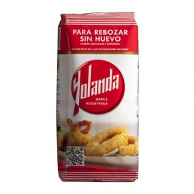 Harina para rebozar sin huevo Yolanda  500 g.