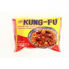 Fideo sabor ternera curry Kung Fu 85 g.