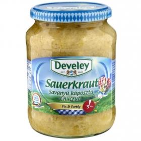 Choucroute listo para tomar Develey 650 g.