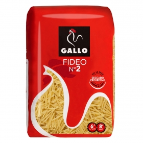 Fideo nº2 Gallo 500 g.