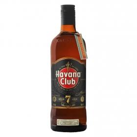 Ron Havana Club añejo 7 años 70 cl.