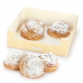 Ensaimadas mini de azúcar Carrefour 6 ud