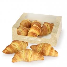 Croissant de mantequilla Carrefour 8 ud
