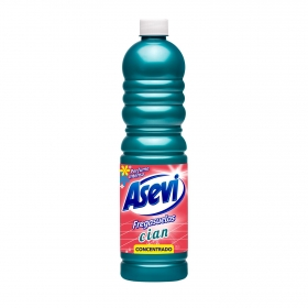 Fregasuelos cian Avevi 950 ml.