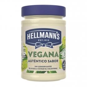 Salsa vegana Hellmann's sin gluten tarro 280 ml.