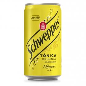 Tónica Schweppes lata 25 cl.