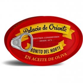 Bonito del Norte en aceite de oliva Palacio de Oriente 72 g.