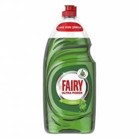 Lavavajillas a mano ultra poder Fairy 1015 ml.
