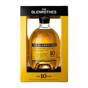 Whisky The Glenrothes 10 años 70 cl.