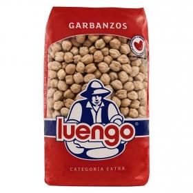 Garbanzo categoría extra Luengo 1 kg.