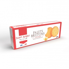 Galletas Palets Bretons Saint Aubert 125 g.