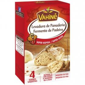Levadura de panadería Vahiné 18 g.