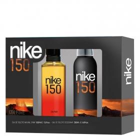 Estuche Nike 150 on fire (Colonia 150 ml. + Desodorante 200 ml.) 1 ud.