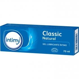 Gel lubricante íntimo Intimy 70 ml.