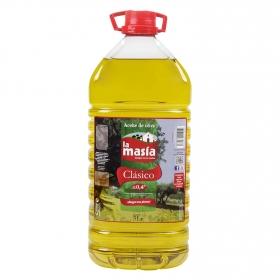 Aceite de oliva suave 0,4º La Masía garrafa 5 l.