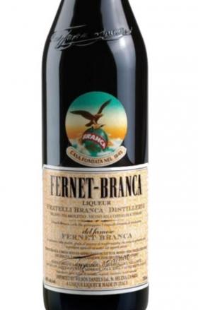 Fernet Branca Hierbas