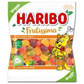 Caramelos de goma Frutissima Haribo 275 g.
