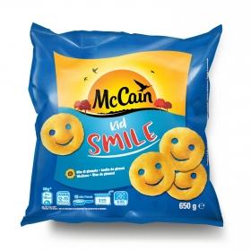Patatas congeladas 'Kid Smile' Mc Cain 600 g.