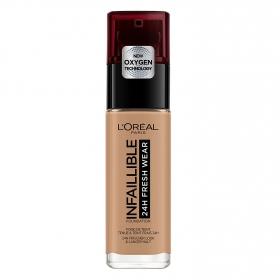 Base de maquillaje nº 300 Infalible 24H Fresh Wear L'Oreal 1 ud.
