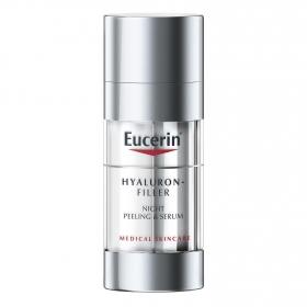 Serum de noche Hyalluron Filler Eucerin 30 ml.