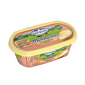 Mantequilla con sal Central Lechera Asturiana 250 g.
