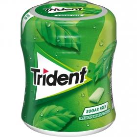 Chicles sabor hierbabuena Trident 82,6 g.