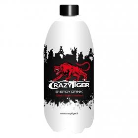 Bebida energética Crazy Tiger 1 l.