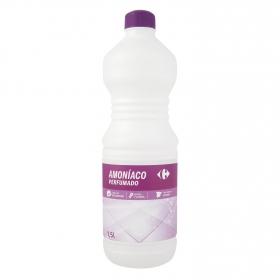 Amoniaco perfumado Carrefour 1,5 l.