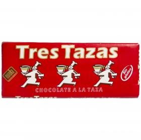 Chocolate a la taza Tres en onzas Tazas 200 g.