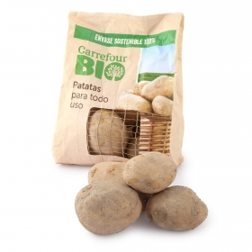 Patata ecológica Carrefour Bio 2 Kg