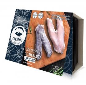 Cocochas de merluza Delfín 400 g.