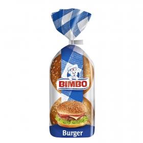 Pan hamburguesa Bimbo 4 ud.