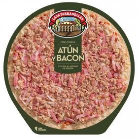 Pizza de atún y bacon Casa Tarradellas 405 g.