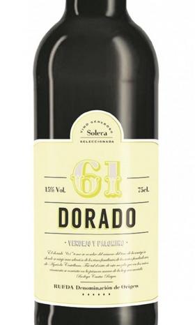 61 Dorado Blanco Crianza