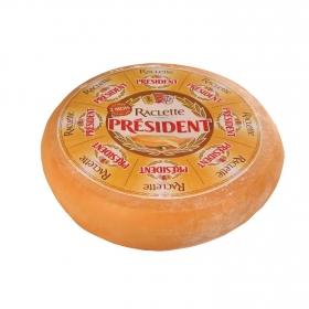 Queso raclette madurado graso President al corte 200 g