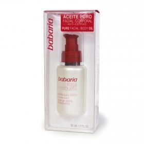 Aceite facial de Rosa Mosqueta Babaria 50 ml.