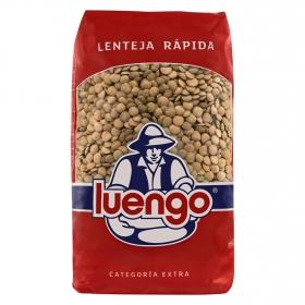 Lenteja categoría extra Luengo 1 kg.