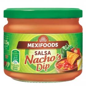 Salsa Nacho's Dip Mexifoods tarro 315 g.