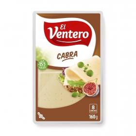 Queso cabra El Ventero 160 g.