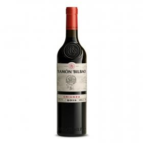 Vino D.O. Rioja tinto crianza 0 75 cl.