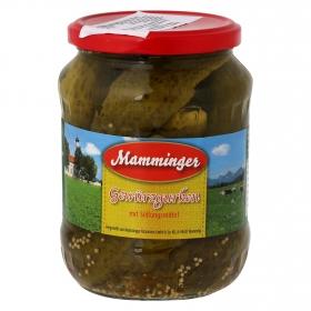 Pepinillos agridulces Mamminger 360 g.