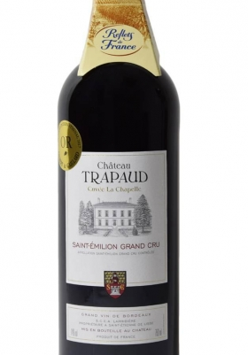 Château Trapaud Tinto 2017