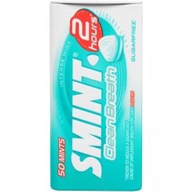 Caramelos sabor menta intensa Smint 35 g.