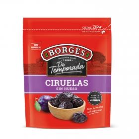 Ciruelas sin hueso Borges 250 g.