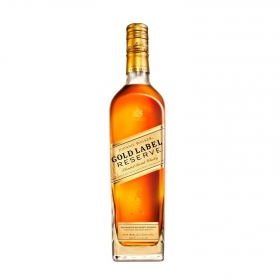 Whisky Johnnie Walker Gold Label Reserva escocés 70 cl.