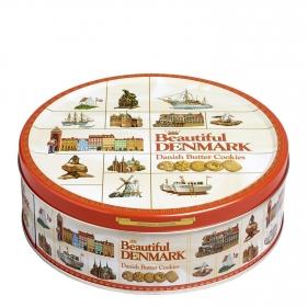 Galletas danesas de mantequilla Jacobsen of Denmark 500 g.