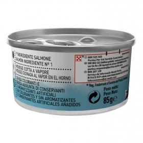 Alimento Gato Mousse de Salmón Beyond Grain Free Tarrina 85 grs