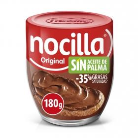 Crema de cacao con avellanas original Nocilla 190 g.